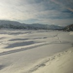 Winterlandschaft Norwegens