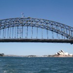 Harbour Bridge mit Opernhaus