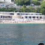 Beachclub Eastwest in Dubrovnik