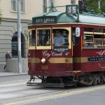 City Circle Straßenbahn in Melbourne