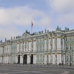 Die Hermitage in St. Petersburg