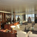 Observation Lounge der Silver Whisper