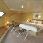 Royal bzw. Grand Suite der Silver Whisper