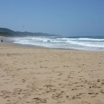 Strand am Cape Vidal