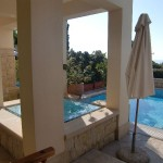 Private Pool zur Junior Suite im Aphrodite Hills Resort Intercontinental