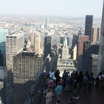 Top of the Rock - Rockefeller Center