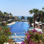 Pool des Columbia Beach Resort