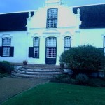 Boschendal Wine Estate Herrenhaus