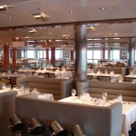 Hauptrestaurant Atlantik