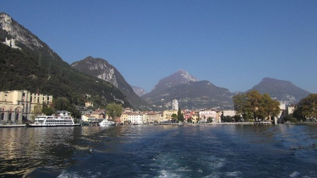 Riva am Gardasee