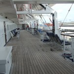 MS ASTOR Deck