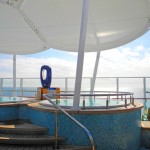Norwegian Breakaway Whirlpools an Deck
