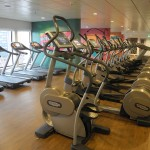 Norwegian Breakaway Fitnesscenter
