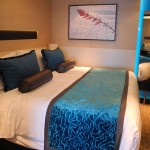 Norwegian Breakaway The Haven Deluxe Owner´s Suite Schlafzimmer