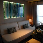Norwegian Breakaway The Haven Deluxe Owner´s Suite Wohnraum