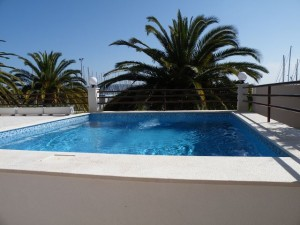 Tucepi Luxushaus CDT266 Pool