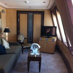 Suite der Queen Mary 2