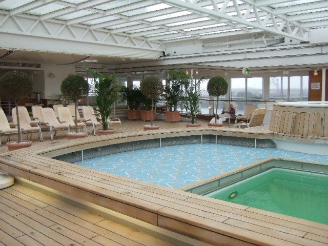 MS Europa -Magrodom Lido Deck